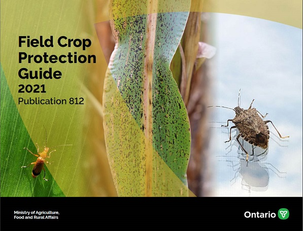 Cover of Publication 812 Field Crop Protection Guide 2016-2017