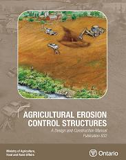 Agricultural Erosion Control Structures: A Design and Construction Manual - Publication 832