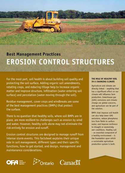 Image of Erosion Control Structures book