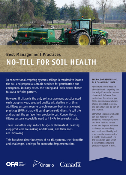 Image of No-Till for Soil Health Book
