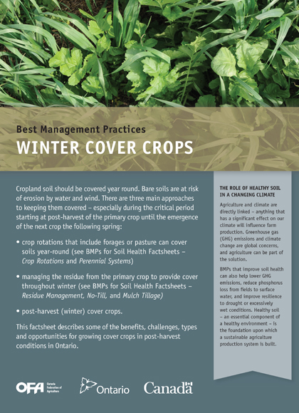 Image of Winter Cover Crops Book