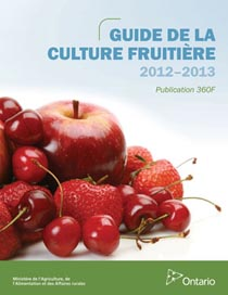 Publication 360F - Guide de la culture fruitière